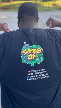 Str8Up Logo