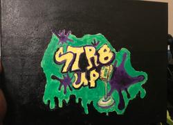 Str8Up Portrait