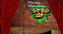Music Monday Logo
