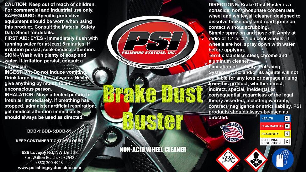 Brake Dust Buster