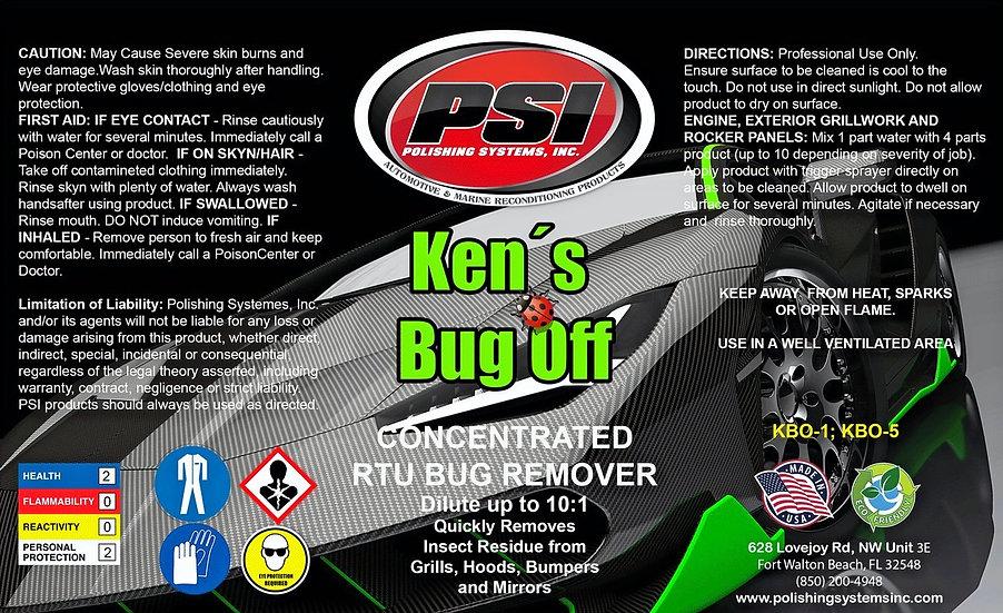 Ken's Bug Off