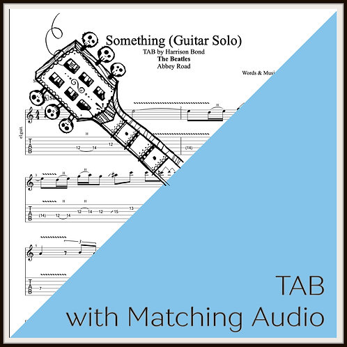 Something (Guitar Solo) - The Beatles
