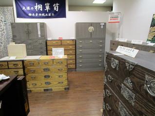 東武百貨店家具売り場