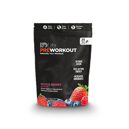 IDLife Pre-Workout