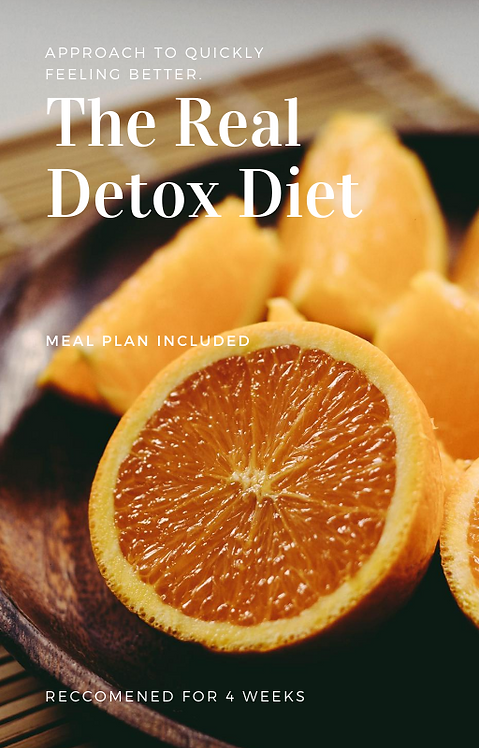 The Real Detox Diet