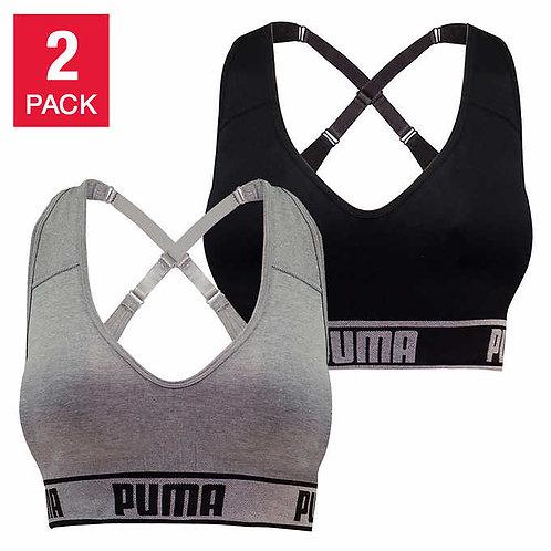 Puma Ladies' Seamless Sports Bra