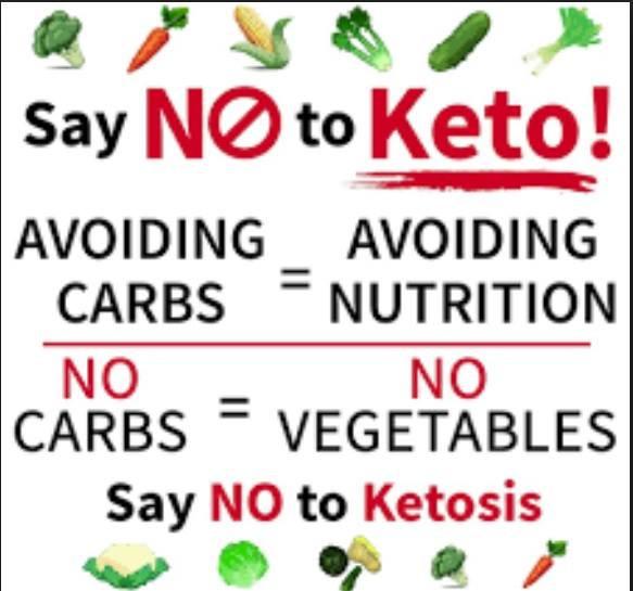 No Keto