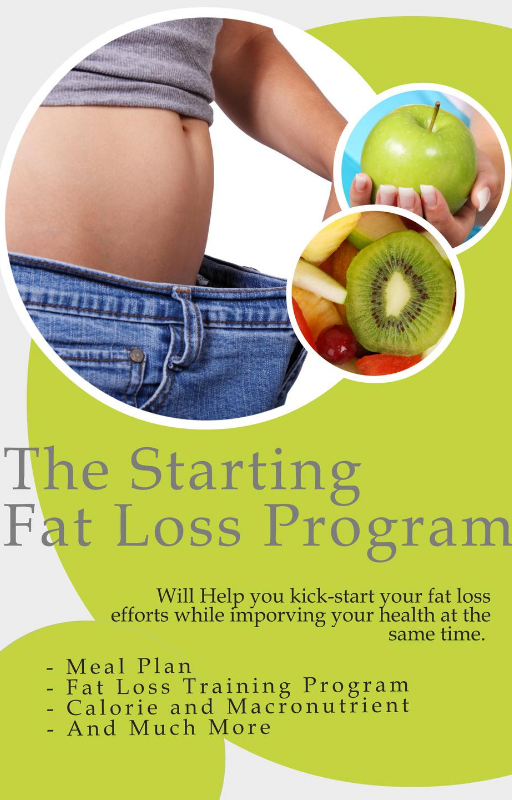 Starting Fat Loss Program