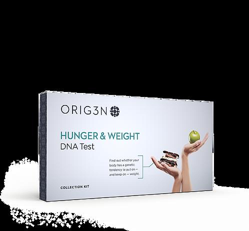 HUNGER & WEIGHT-DNA