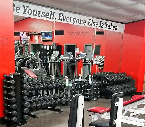 Gym Membership (Single)
