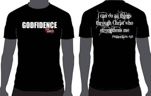 Female Godfidence T Shirt