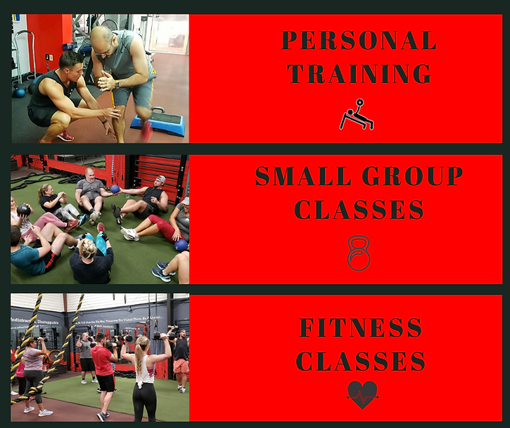 Personal Training _ 77573