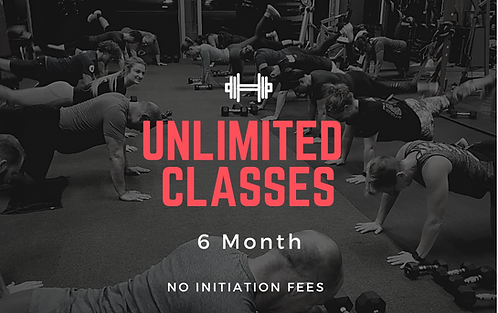 Unlimited Classes