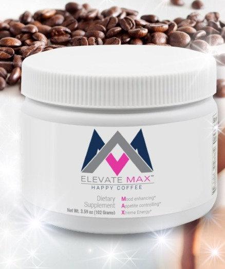 Elevate Max Happy Coffee