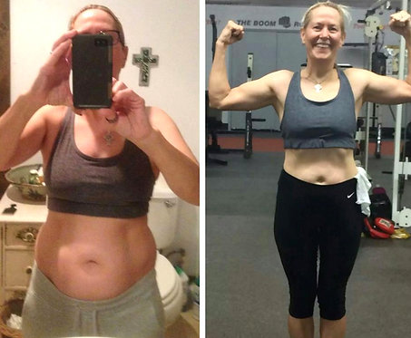 3 Month Get Fit Package Monthly