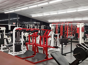 Personal Training Gym League City's 77573
