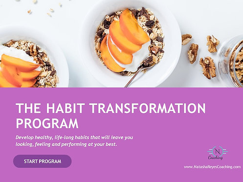 The Habit Transformation Program