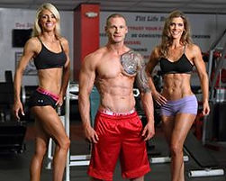 Fitness Competition Coach
