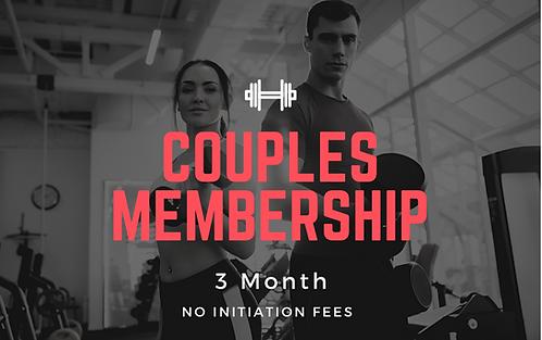 Couple's Gym Membership