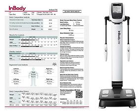 Body Fat Testing