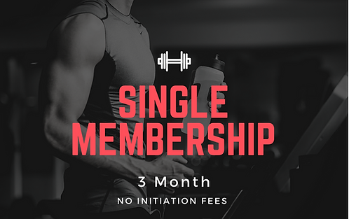 Gym Membership (Single)