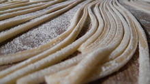 La cocina de Selvabella: espaguetis a la guitarra