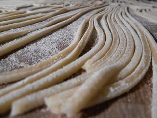 La cucina di Selvabella: spaghetti alla chitarra