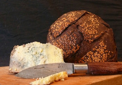 Pan de algarrobo
