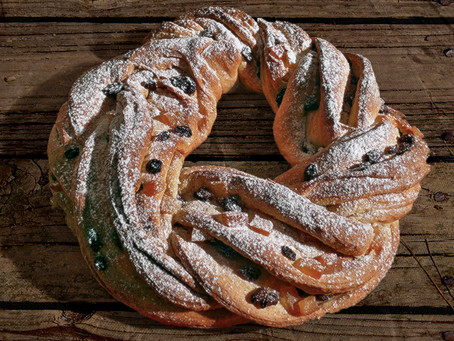 La cocina de Selvabella: Torta Angelica