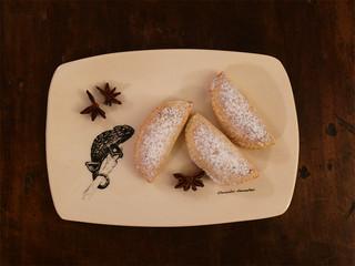 La cocina de Selvabella: Truchas de batata