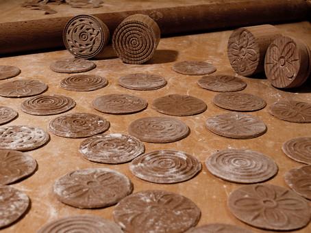 La cocina de Selvabella: corzetti de harina de castaña