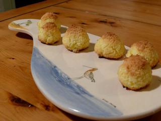 La cocina de Selvabella: Coquitos