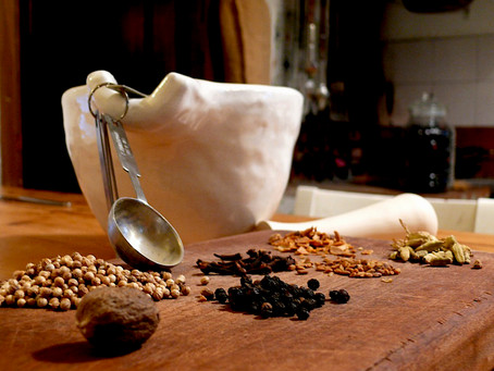 La cucina di Selvabella: Tandoori masala