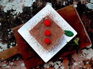 La cocina de Selvabella: Semifrío de chocolate al café