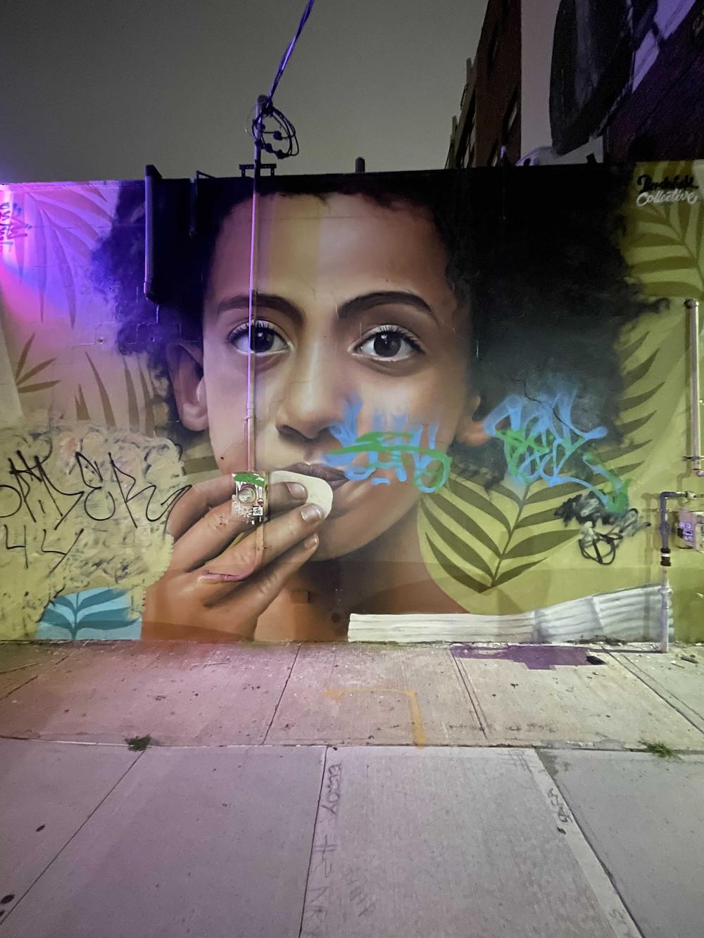 Bushwick street art, Brooklyn