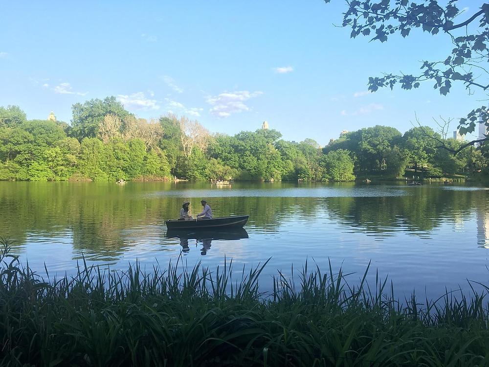 The Lake - Bart Boehlert - Central Park