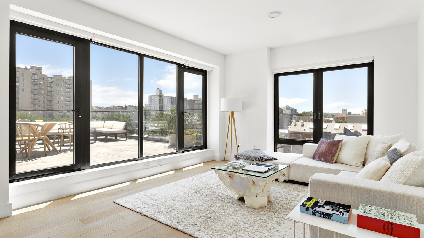 Imagine the Perfect Penthouse Life at 161 12th Street