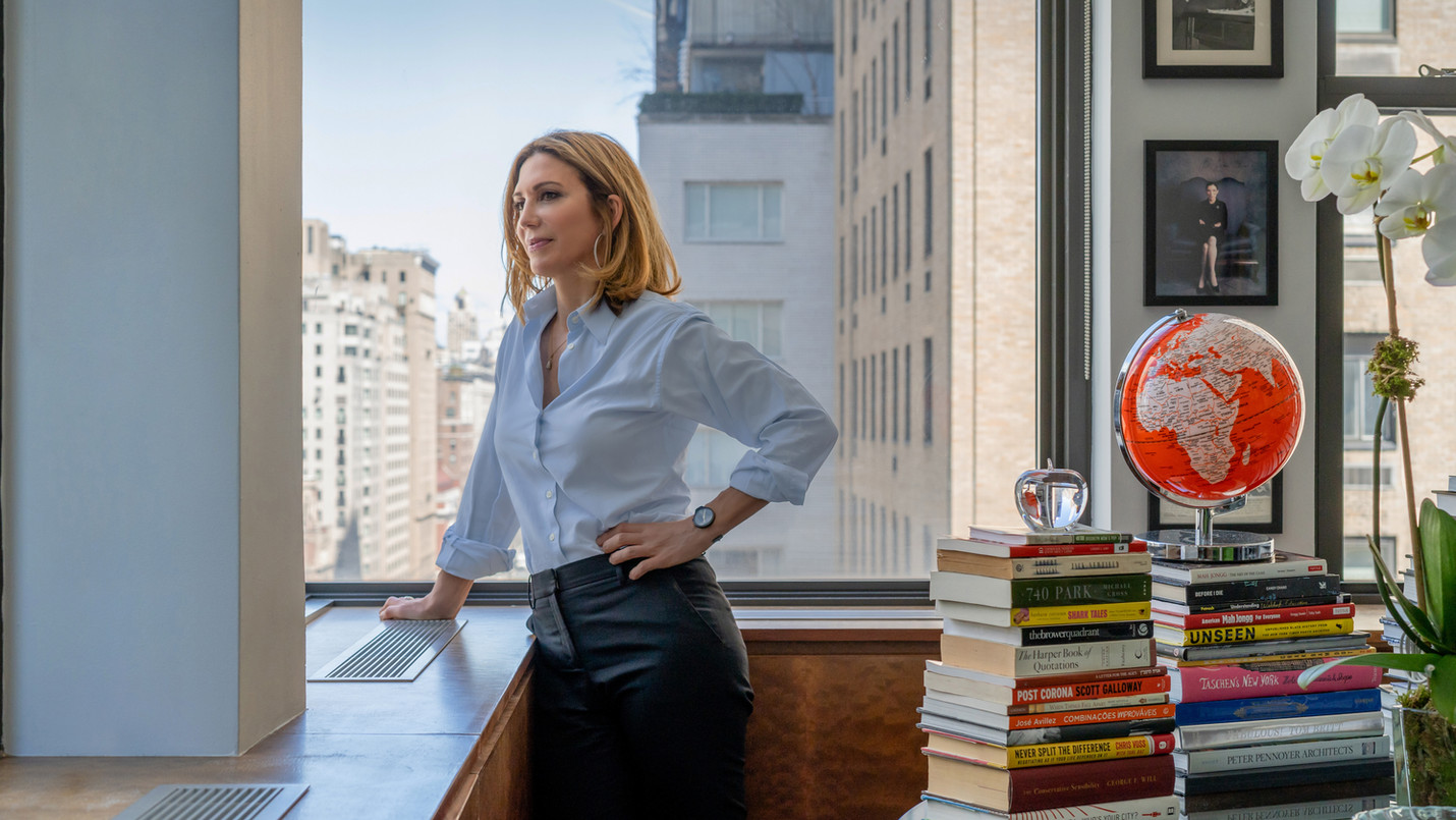 CEO Bess Freedman Offers Advice to Agents on The Real Deal's Master Class Series