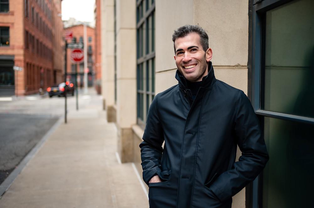 Matthew Cohen, real estate agent