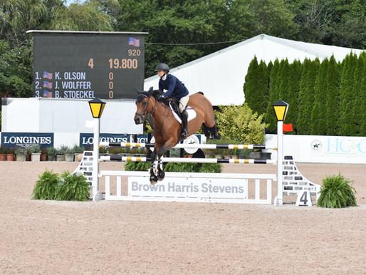 BHS Sponsors the 2021 Hampton Classic Horse Show