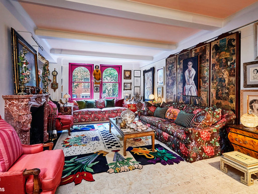 On the Market: Anderson Cooper Lists Gloria Vanderbilt's Manhattan Apartment