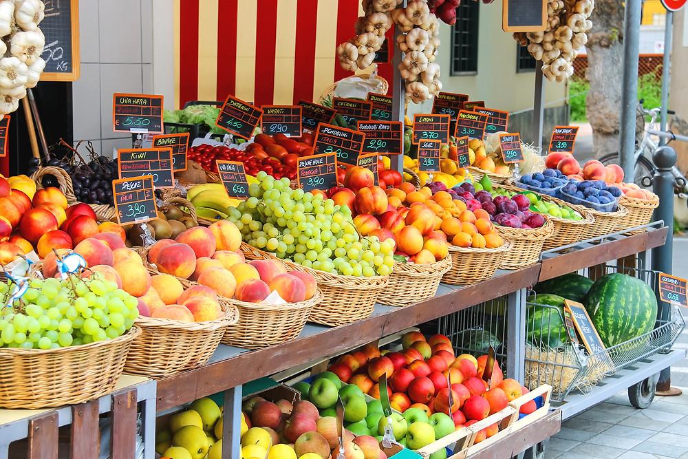 Wilton Farmer's Market