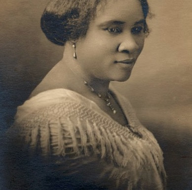 Remembering Madam C. J. Walker, an African American Entrepreneur and Pioneer