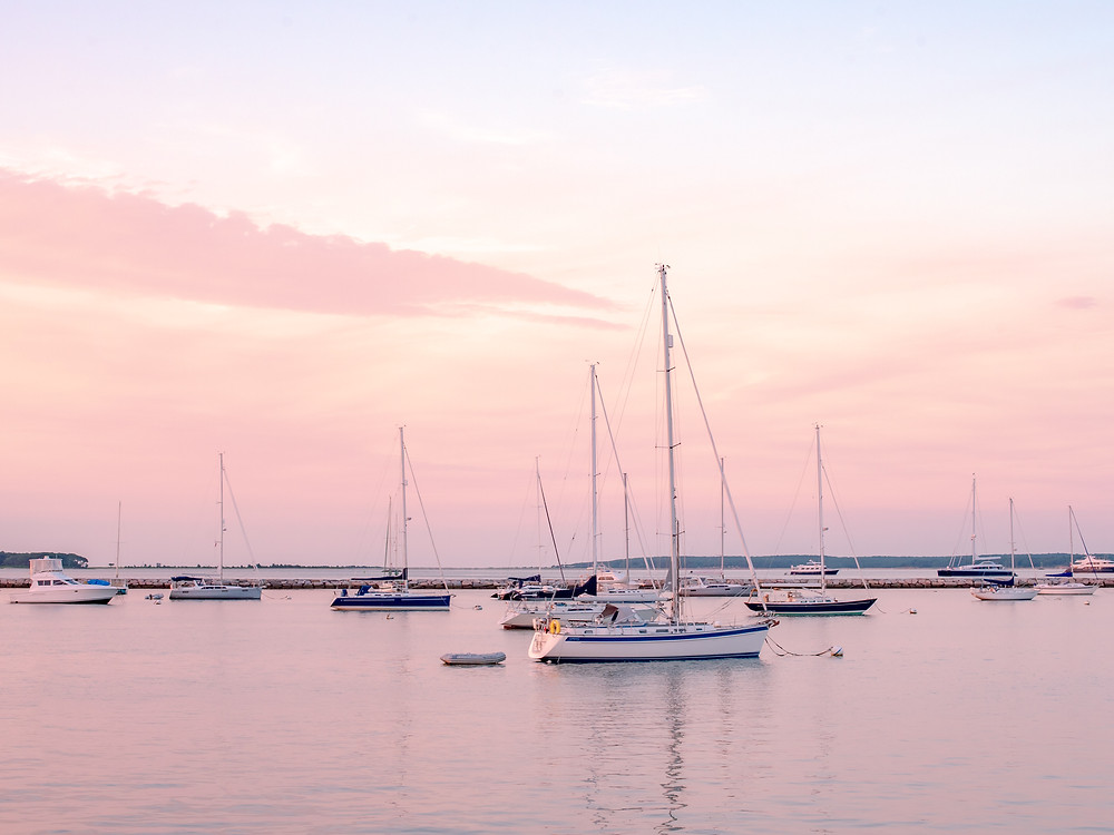 boat sea Christopher Burnside