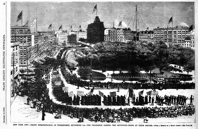 First_United_States_Labor_Day_Parade,_Se