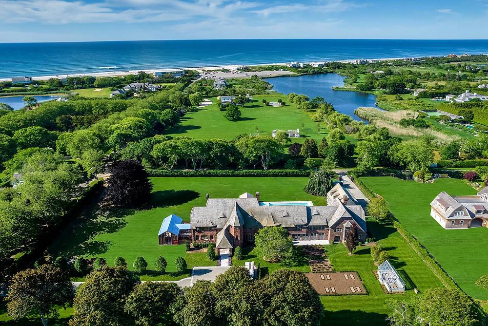 Atterbury Estate, Village of Southampton - The Hamptons