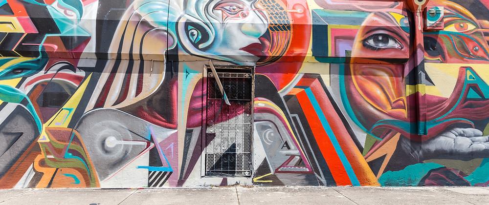 Wynwood, Miami, Florida, Street Art
