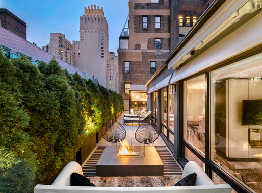 This is What a 2,000 sq ft Terrace on Billionaire's Row Looks Like