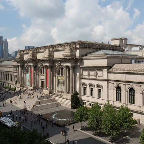 The Metropolitan Museum of Art is Open with a 150 Anniversary Exhibition