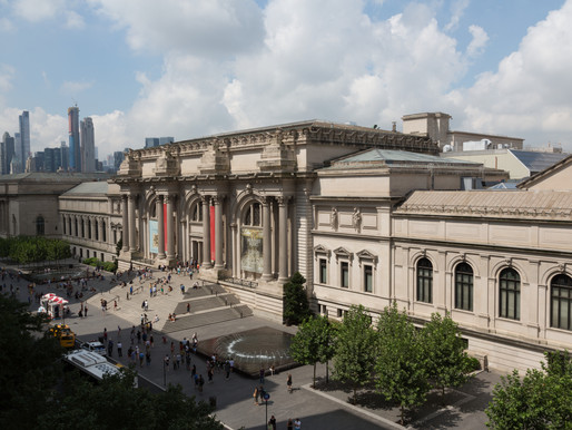 The Metropolitan Museum of Art is Open with a 150th Anniversary Exhibition